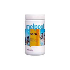Melpool chloorgranulaat 55G - 1 KG-0