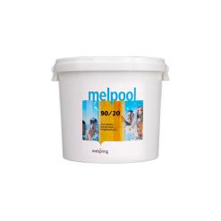 Melpool chloortabletten 90/20 - 10KG-0