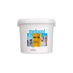 Melpool chloortabletten 90/20 - 5KG-0
