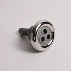 Rota-jet Grey Stainless Steel-0