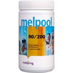 Melpool chloortabletten 90/200 - 1KG-0