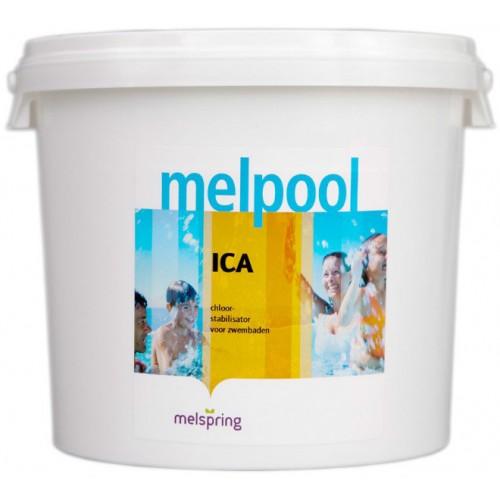 Melpool ICA Chloorstabilisator - granulaat (4 kg)-0