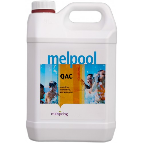 Melpool QAC Vloeibare Algicide (5 liter)-0