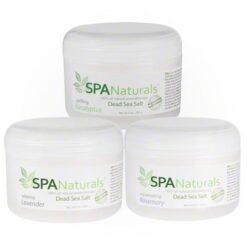 Spa Naturals Dead Sea Salt - Eucalyptus-3972