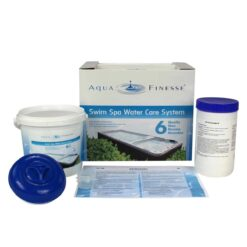 AquaFinesse swimspa waterbehandelingset -0