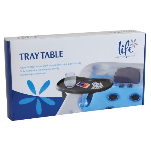 Life Spa Tray Table-4085