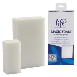 Magic Foam Scrub Sponges-0