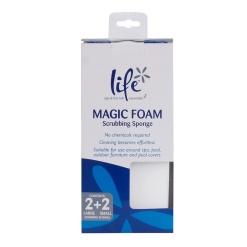 Magic Foam Scrub Sponges-4385