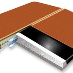 Complete - Spa cover - 210 x 210 CM-4308