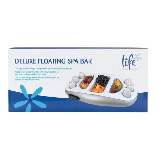 Life Deluxe Floating Spa Bar-0