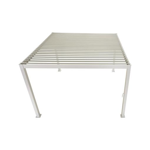 Overkapping - Wit Paviljoen - 3 x 3 meter-4474